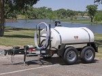 500 gallon water wagon